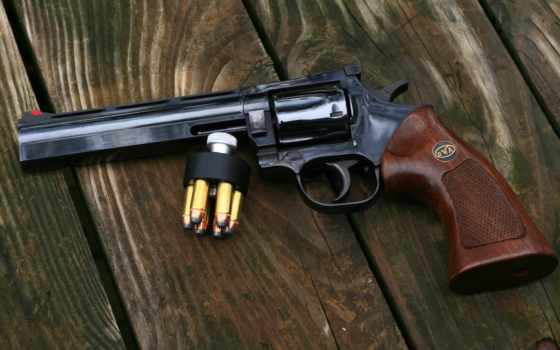 revolver, magnum, dan
