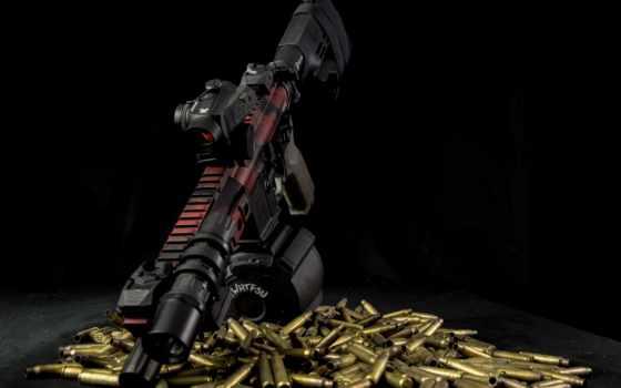 фон, assault, винтовка, desktop, weapons,