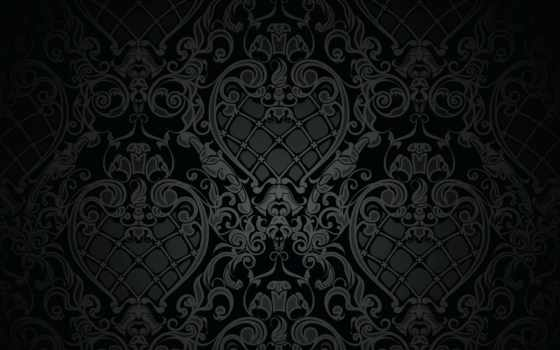 black, фон, вектор, pattern, graphic, шаблон, design,