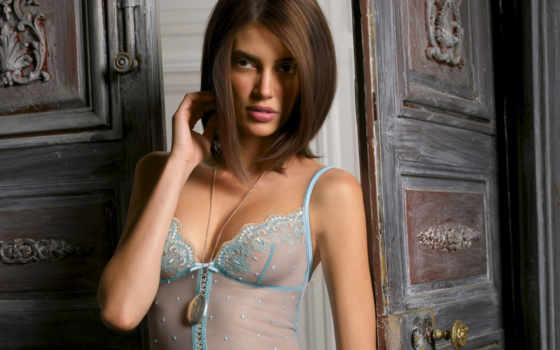 девушка, дверь, двери, devushki, взгляд, белье, грудь, старой, мирзаева, волосы,