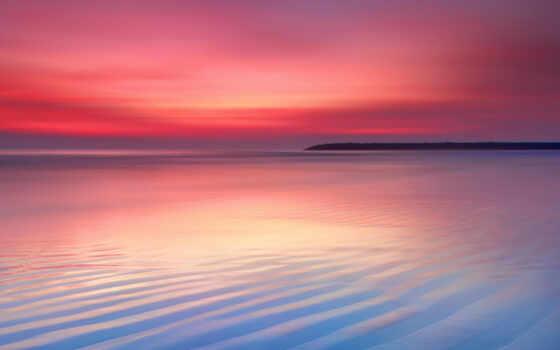 небо, red, закат, sun, отлично, chrome, утро, природа, ночь