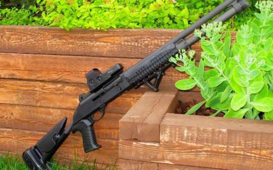 оружие, shotgun, benelli