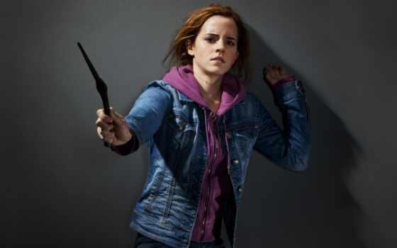 hermione, гарри, wand