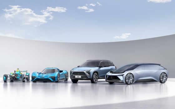 nio, electric, модель, china, внедорожник, производственный, cars, впервые,