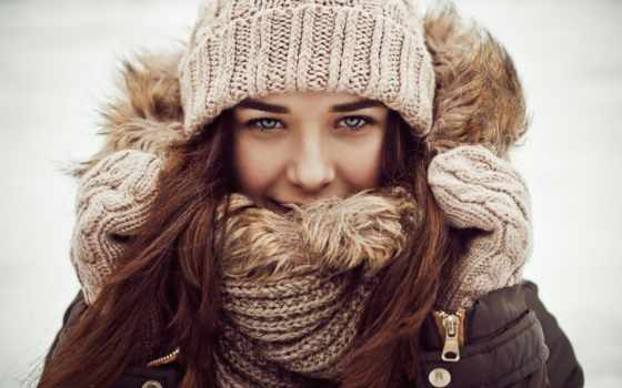 шапки, модные, шарфы, шарф, winter, шапка, шапку, девушка, перчатки, zimniye, women,