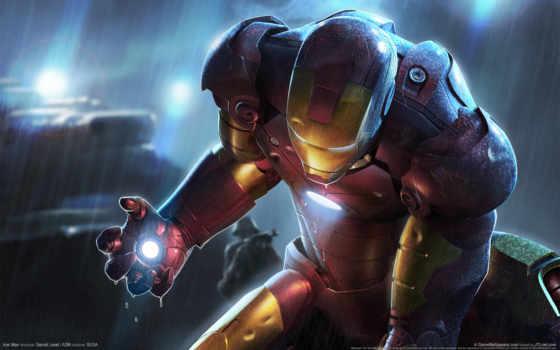 iron, man