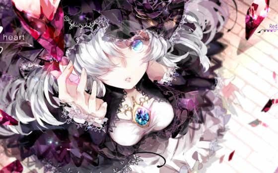 Девушка-кукла, гейша, японская дива,