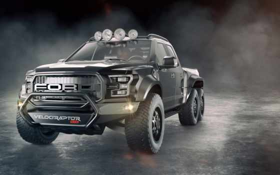 velociraptor, hennessey, raptor, ford, performance,