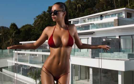 bikinis, бикини, women