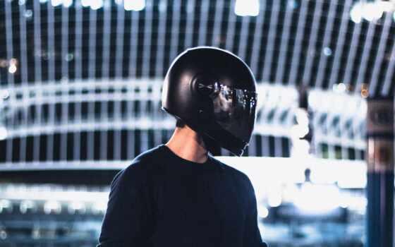шлем, мотоцикл, ipad, black, мужчина, parallax, перчатка, прокатиться, color, janto, air