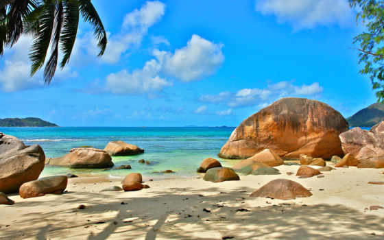 seychelles, океан