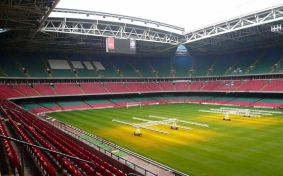 stadium, millennium