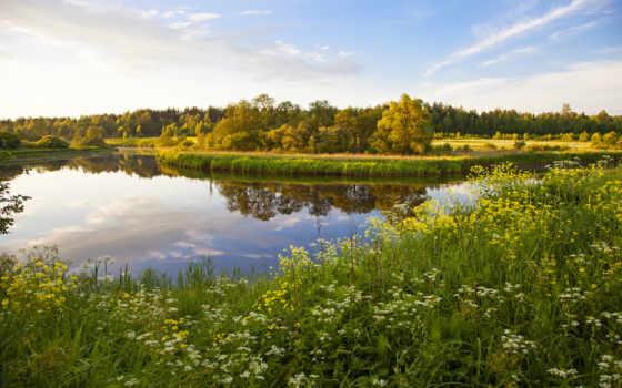 россия, пейзаж, природа