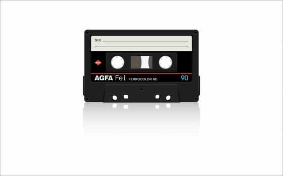 кассета, музыка, ретро