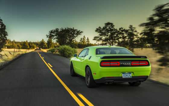 dodge, srt, challenger