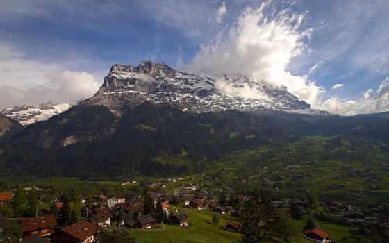 мар, природа, швейцария