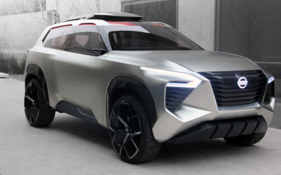 nissan, xmotion, concept, detroit, детройте, авто, conceptual, показать,