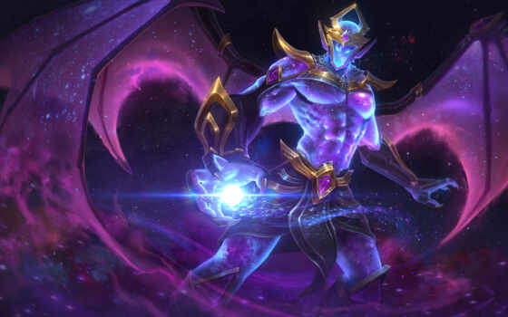 smite, chernobog, игры, void, galactic, cosmic, art, https,