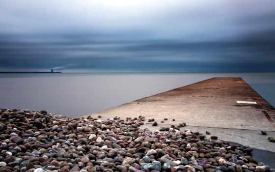 море, камни Фон № 22507 разрешение 2560x1600