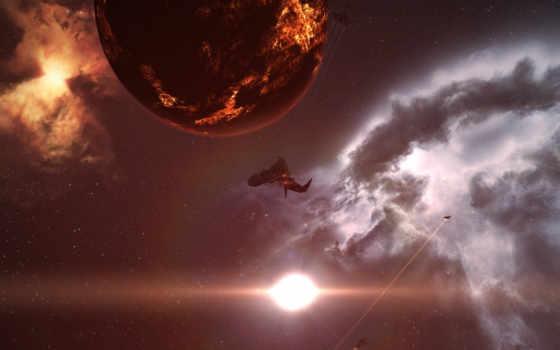 online, ева, nebula