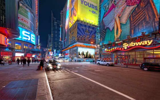 york, нью, square