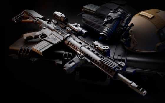 пистолет, автоматический, карабин