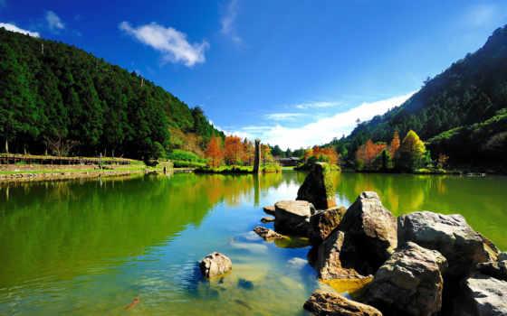 paisajes, rios, лагос