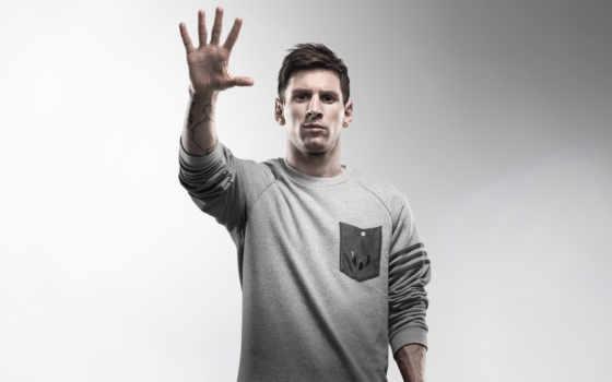 футбол, record, месси, лионель, boots, fifth, золотого,
