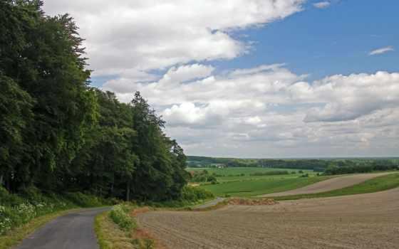 дорога, ceinture, природа, земли, roads, fonds, ecran, sale,