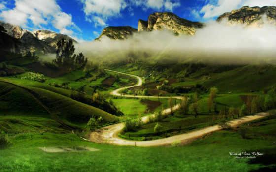 folk, church, journey, сквозь, miðgarðr, artwork, страница, unbelievable, mountains,