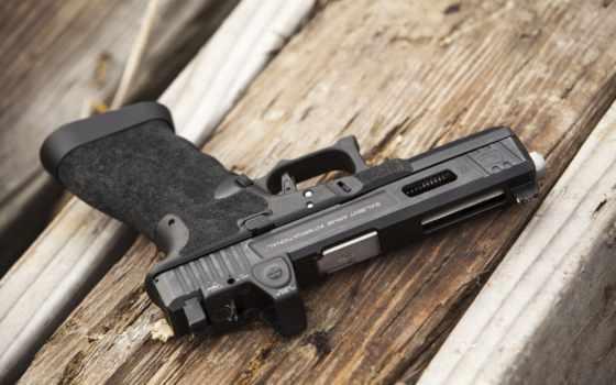 glock, пистолет, оружие, arma, самозарядный, austrian, arms, дерево, armas, pistola,