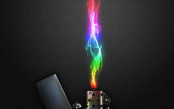 радужное пламя