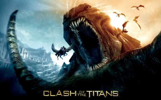 clash, titans