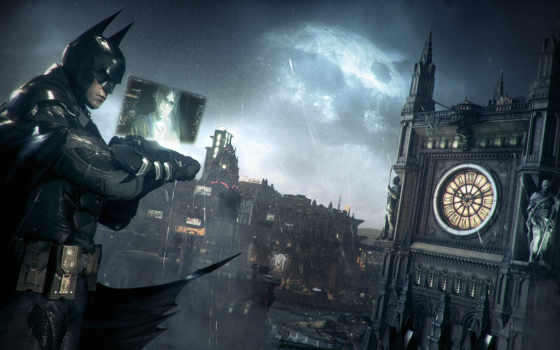 arkham, batman, рыцарь Фон № 81475 разрешение 1920x1080