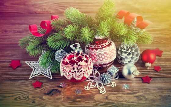 год, new, дар, рука, новый год