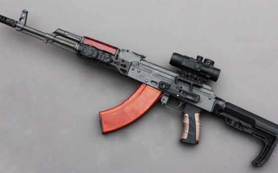 ак, винтовка, custom, rail, калаш, kala-nikof, машина, alfa