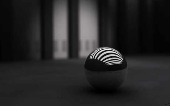 черный, фон