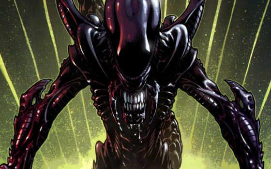 aliens, инопланетянин