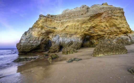море, берег, скалы