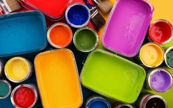 paint, краски