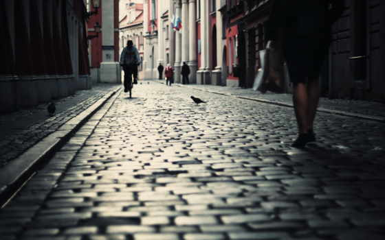 улица, город