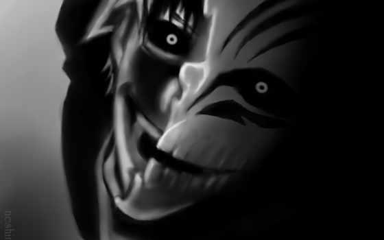 безумие, kurosaki, ичиго, парень, радост, neshiro, vzglyad, art,