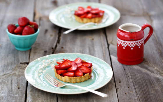 wmj, тарталетки, ягоды, тесто, корзиночек, начинкой, testa, десерт, ягодами,