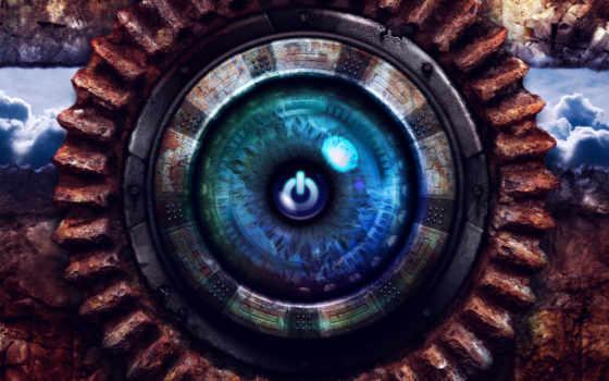 eye, пуск Фон № 12274 разрешение 1920x1080