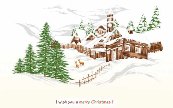 декабря, открыток