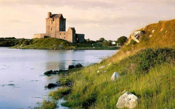 ireland, ирландии, castle