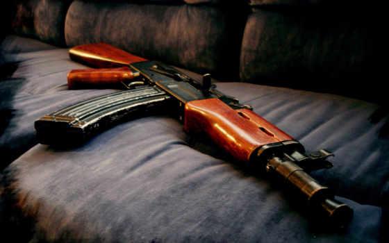 ссср, оружие, ак