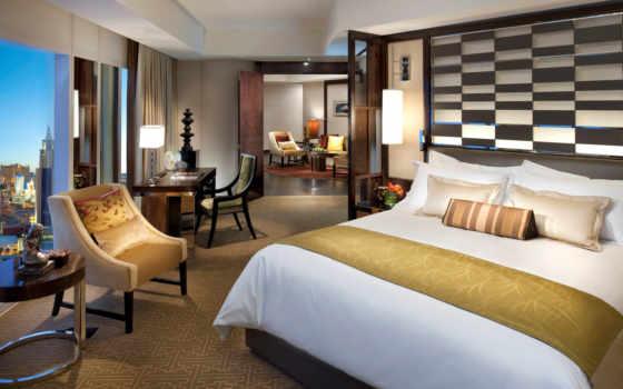 спальня, интерьер Фон № 17930 разрешение 2560x1600