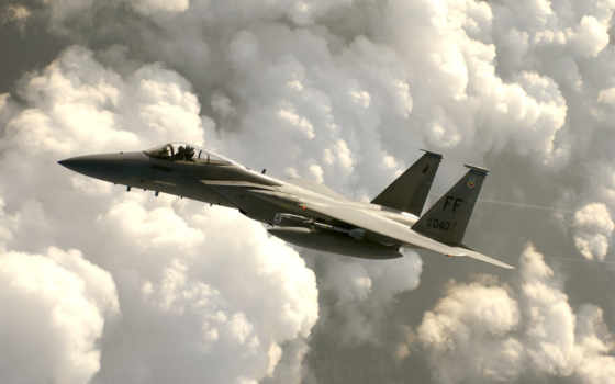 eagle, истребитель Фон № 21066 разрешение 1920x1200