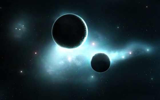 планеты, туманность